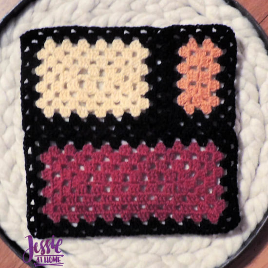 Ginny's Grannies CAL Part 4 - Motif 14