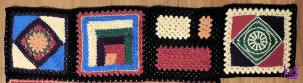 Ginny's Grannies CAL Part 4 - New Squares