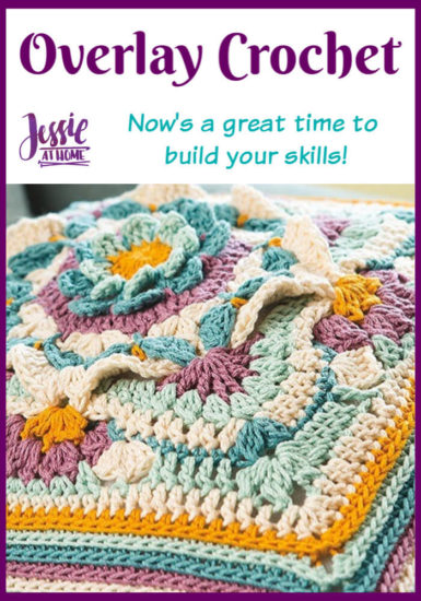 Overlay Crochet Book Review by Jessie At Home - Pin 1