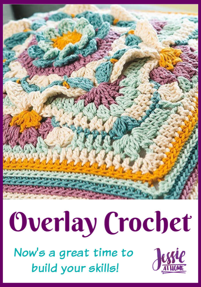 Overlay Crochet - Now\'s a great time to build your skills!