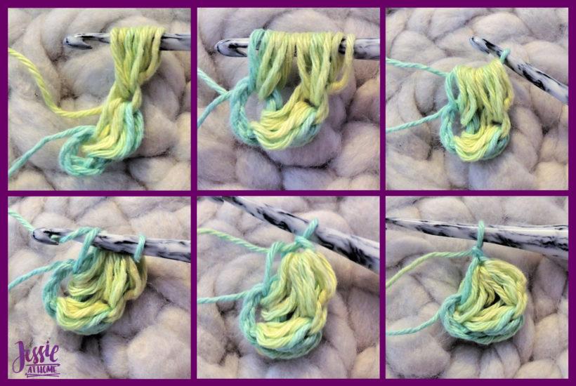 2-Lif Stitch Cluster