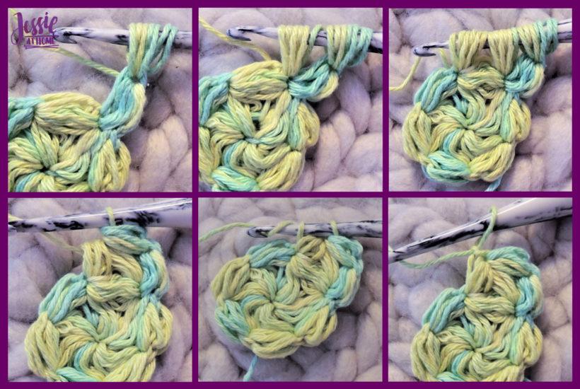 3-Lif Stitch Cluster
