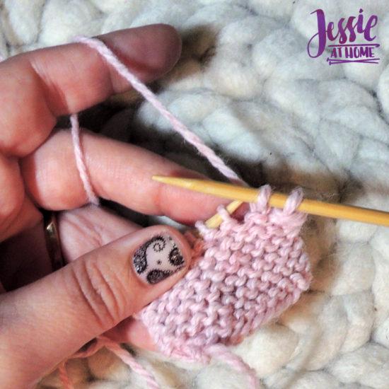 Bind Off Knit Wise Stitchopedia Video & Photo Tutorial by Jessie At Home - 5