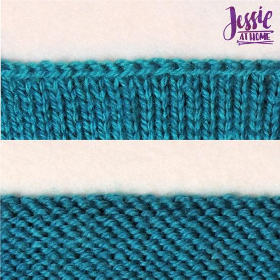 Bind Off Knit Wise Stitchopedia Video & Photo Tutorial by Jessie At Home