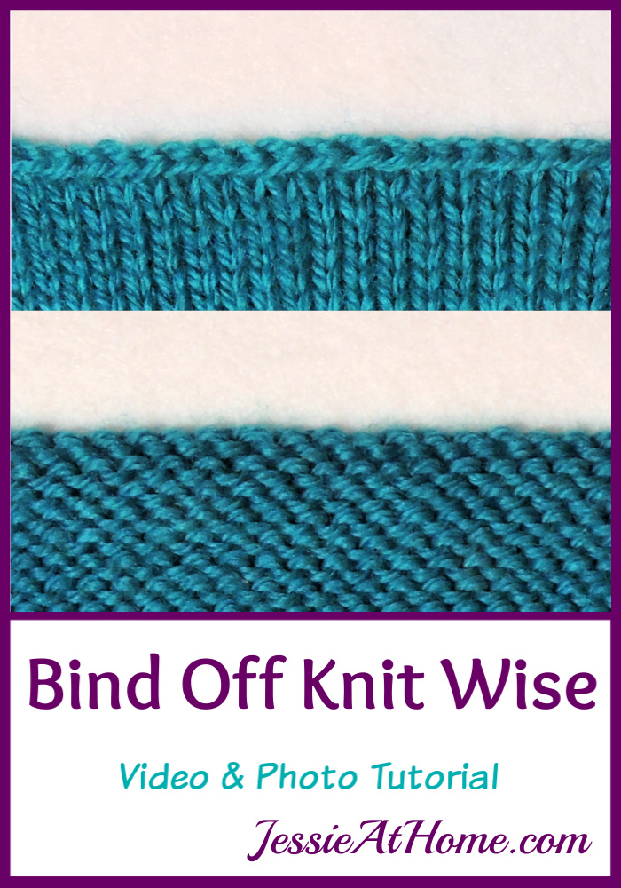 Bind Off Knit Wise