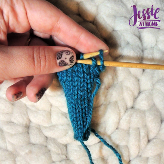 Bind Off Purl Wise Stitchopedia Video & Photo Tutorial by Jessie At Home - 2