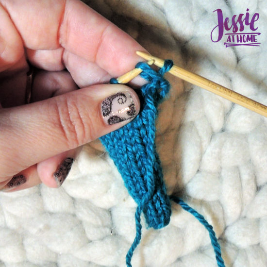 Bind Off Purl Wise Stitchopedia Video & Photo Tutorial by Jessie At Home - 3