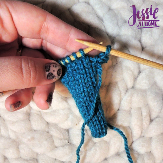 Bind Off Purl Wise Stitchopedia Video & Photo Tutorial by Jessie At Home - 4