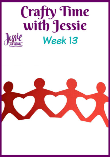Crafty Time with Jessie At Home Week 13- Pin 1