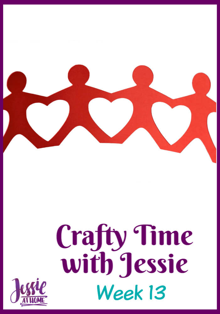 Week 13 Crafty Time with Jessie At Home - It\'s OK to not be OK