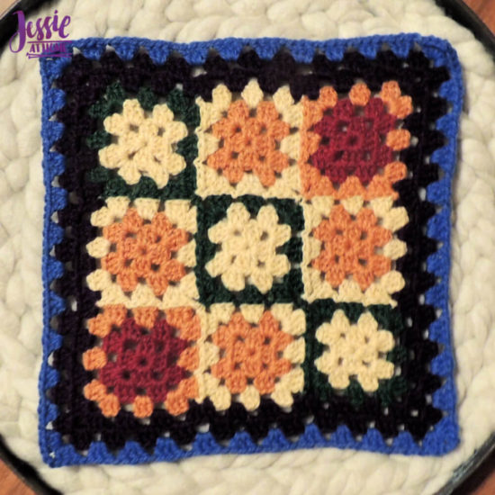 Ginny's Grannies CAL Part 5 by Jessie At Home - Motif 16
