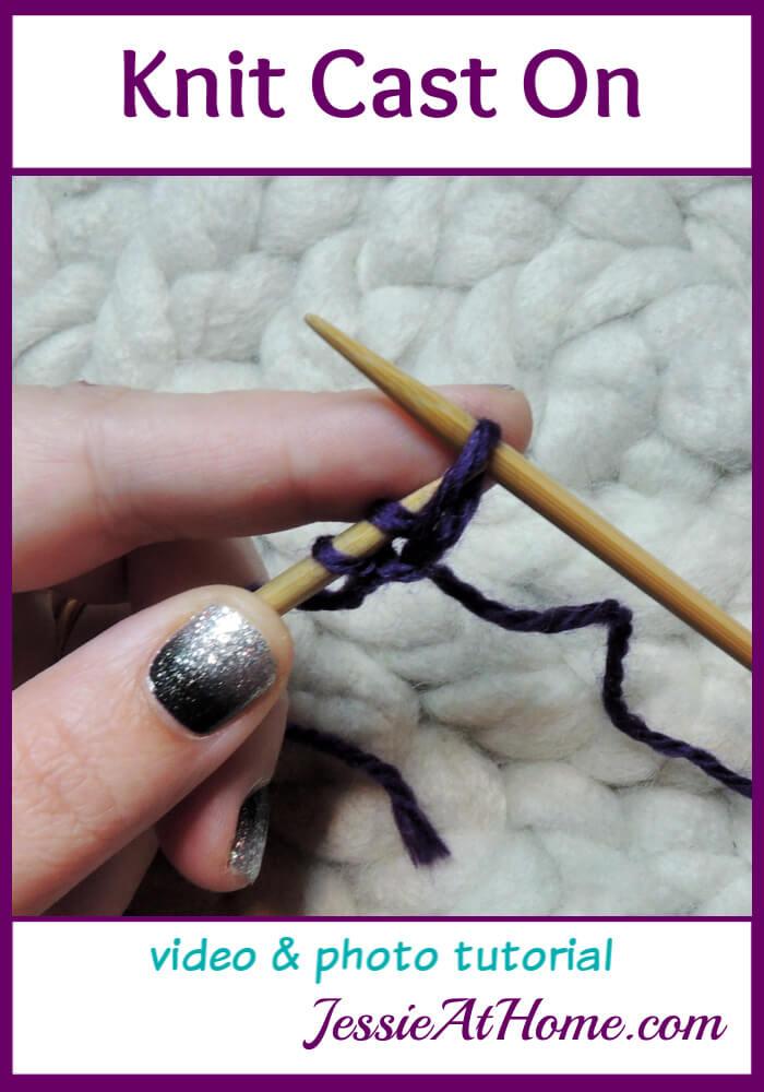 Knit Cast On