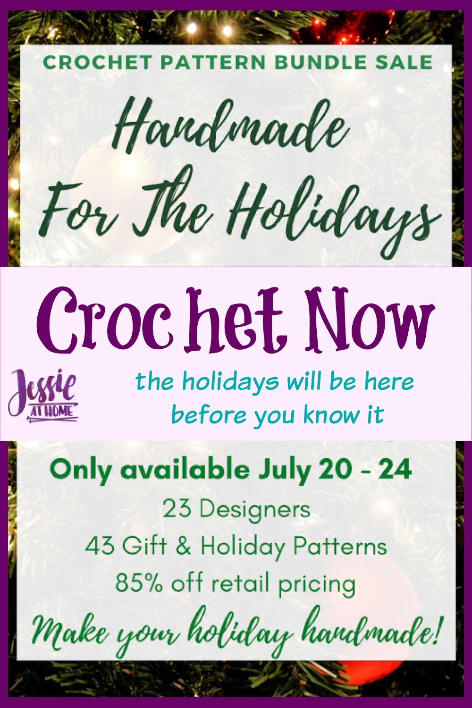 43 Handmade for the Holidays Crochet Patterns