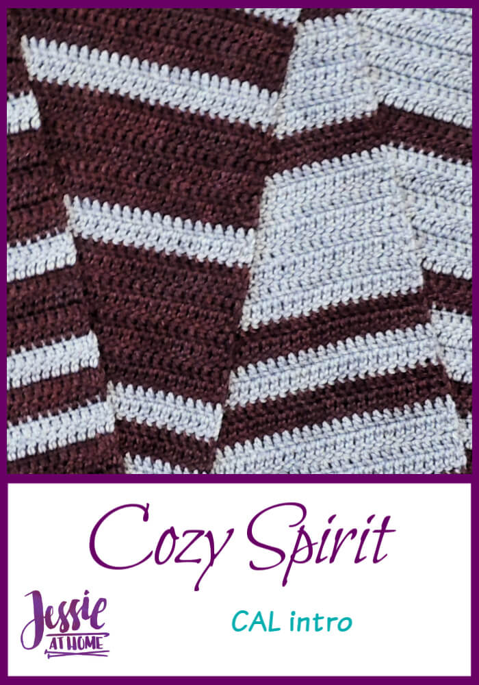 Cozy Spirit CAL Intro - Crochet Along with Knit Pal Yarn