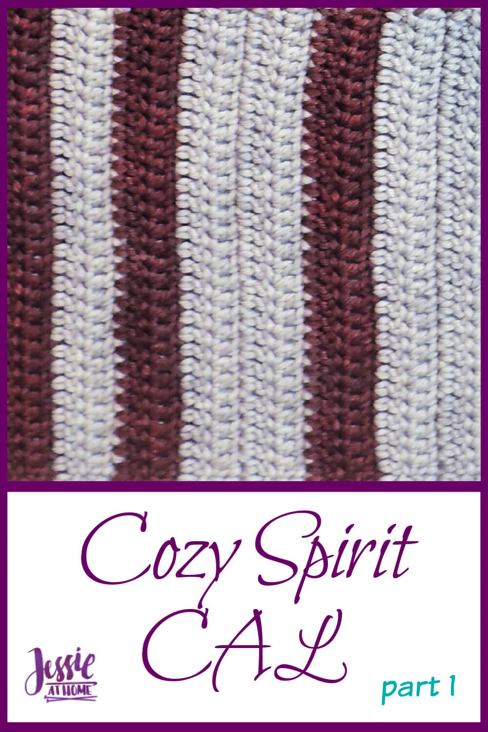 Cozy Spirit CAL Part 1 - Let's Get Started!!
