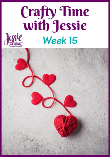 Crafty Time with Jessie At Home Week 15- Pin 1