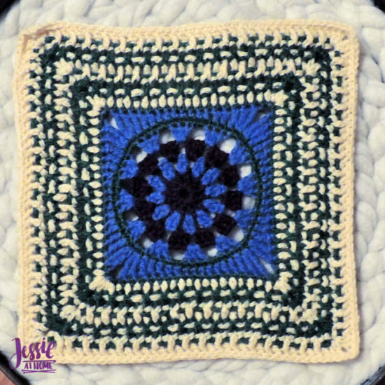 Ginny's Grannies CAL Part 6 by Jessie At Home - Motif 20