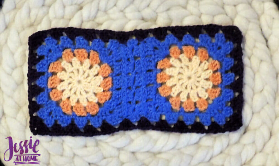 Ginny's Grannies CAL Part 6 by Jessie At Home - Motif 21