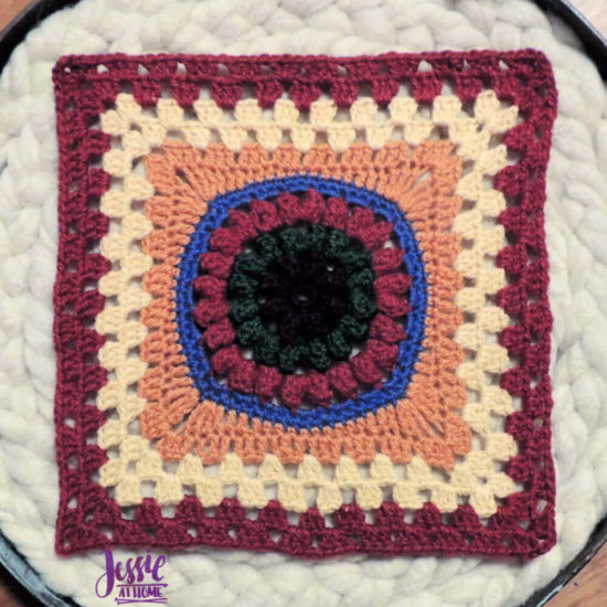 Ginny's Grannies CAL Part 6 by Jessie At Home - Motif 22