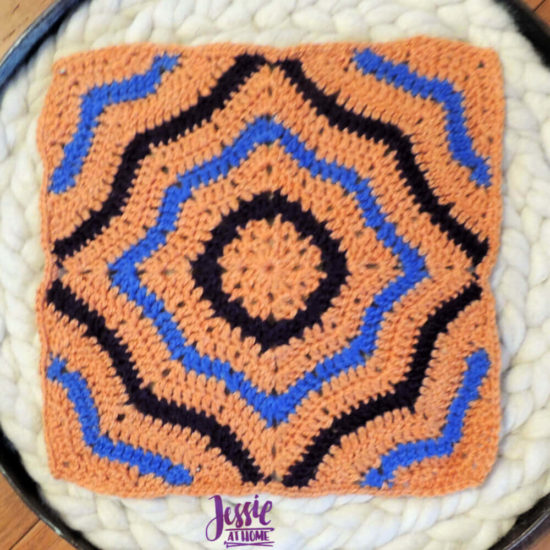 Ginny's Grannies CAL Part 6 by Jessie At Home - Motif 23