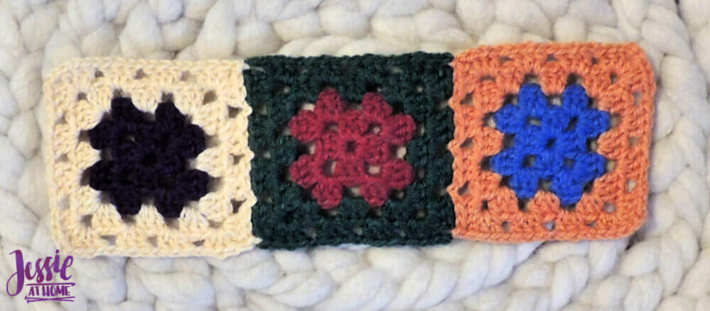 Ginny's Grannies CAL Part 6 by Jessie At Home - Motif 24