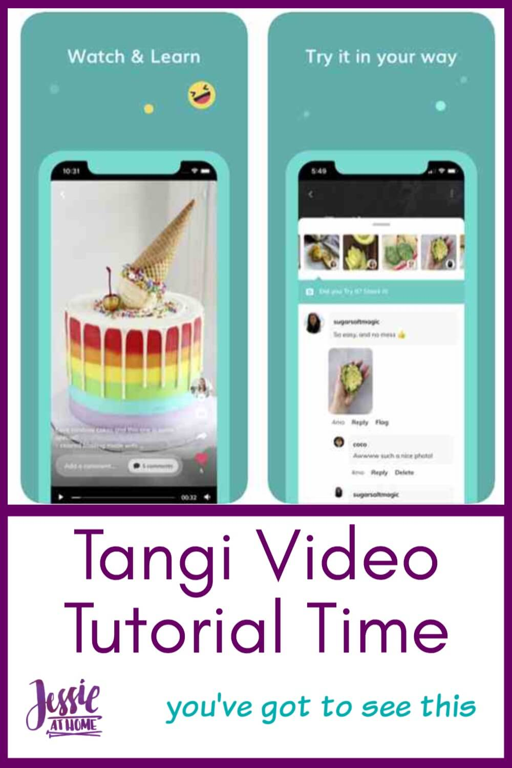 Tangi Tutorial Time - You\'ve got to see this!