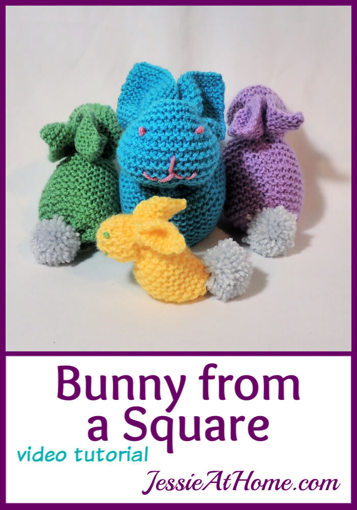 Bunny Squared - Video Tutorial
