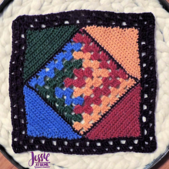 Ginny's Grannies CAL Part 7 by Jessie At Home - Motif 26