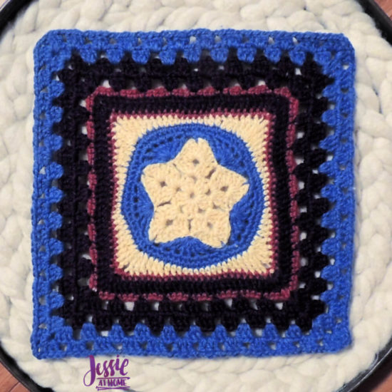 Ginny's Grannies CAL Part 7 by Jessie At Home - Motif 27