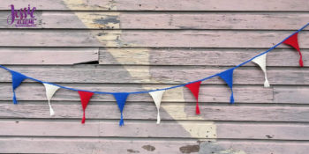 Grand Old Bunting knit pattern by Jessie At Home - 4