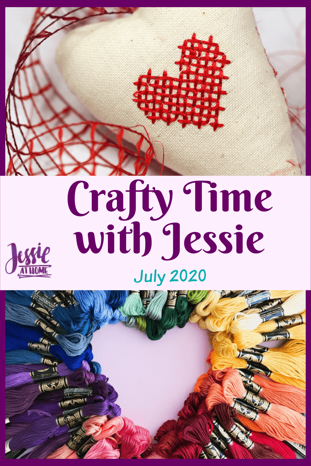 July 2020 Crafty Time with Jessie At Home - I\'m melting