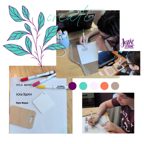 Artesprix Face Masks and Other Awesomeness tutorial by Jessie At Home - Kiddos Creating