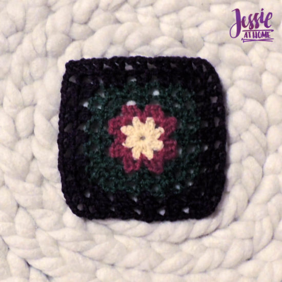 Ginny's Grannies CAL Part 8 by Jessie At Home - Motif 30