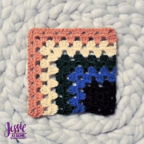Ginny's Grannies CAL Part 8 by Jessie At Home - Motif 31