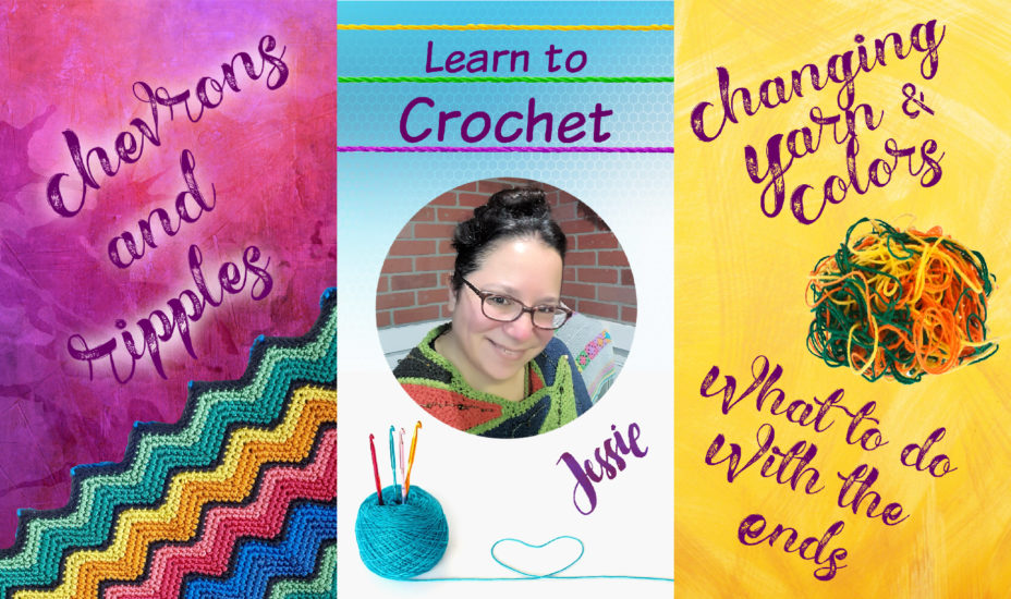 I'm a Grapher! My First Graphy_ Learn to Crochet by Jessie At Home - Top Image