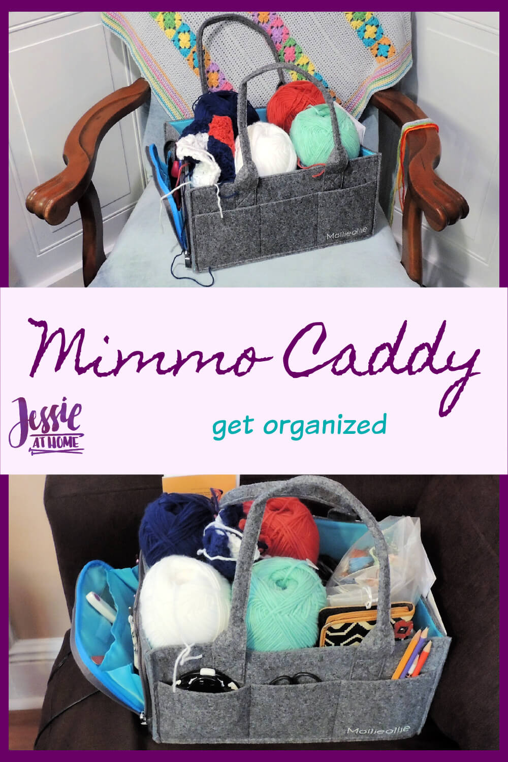 Mimmo Caddy Review - Organize (part of) your Life!