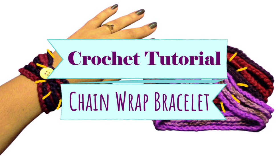Chain Wrap Bracelet Tutorial by Jessie At Home - Cover Image