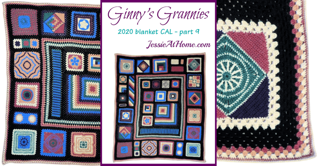 Ginny's Grannies CAL Part 9 - Social
