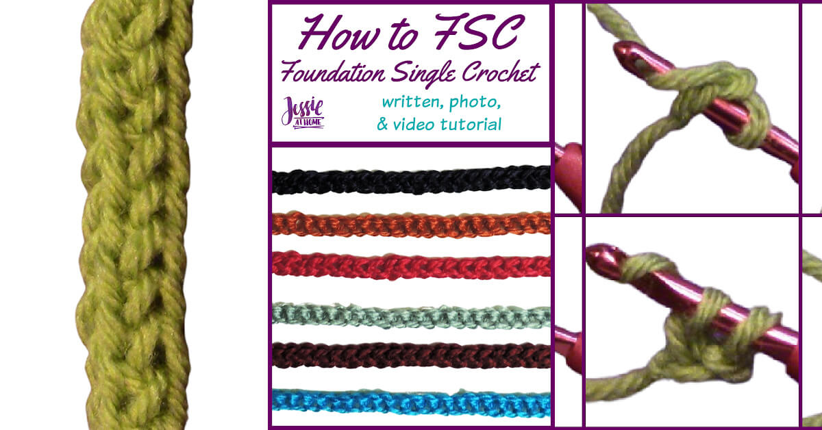 How to FSC tutorial by Jessie At Home - Stitchopedia Social