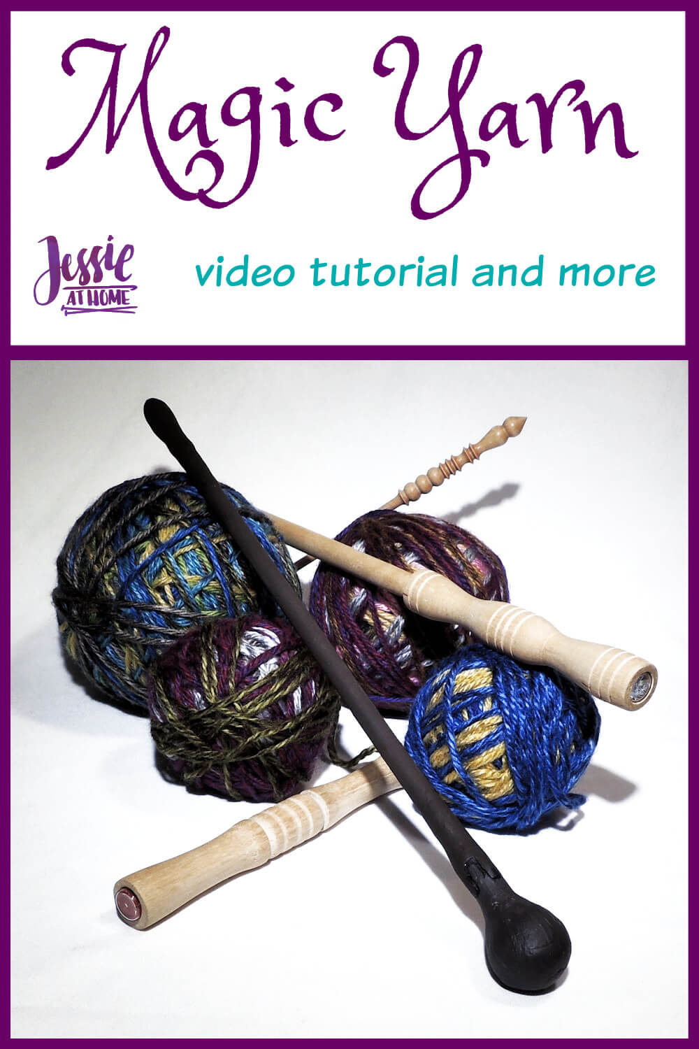 Magic Yarn: video tutorial and more