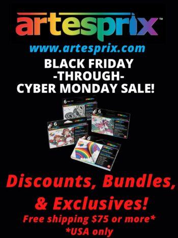 Artesprix Black Friday & Cyber Monday Deals