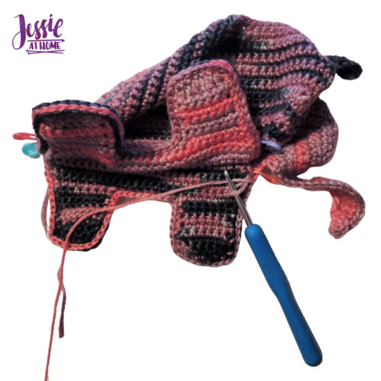 Elihu the Elephant Crochet Pattern by Jessie At Home - More Joining