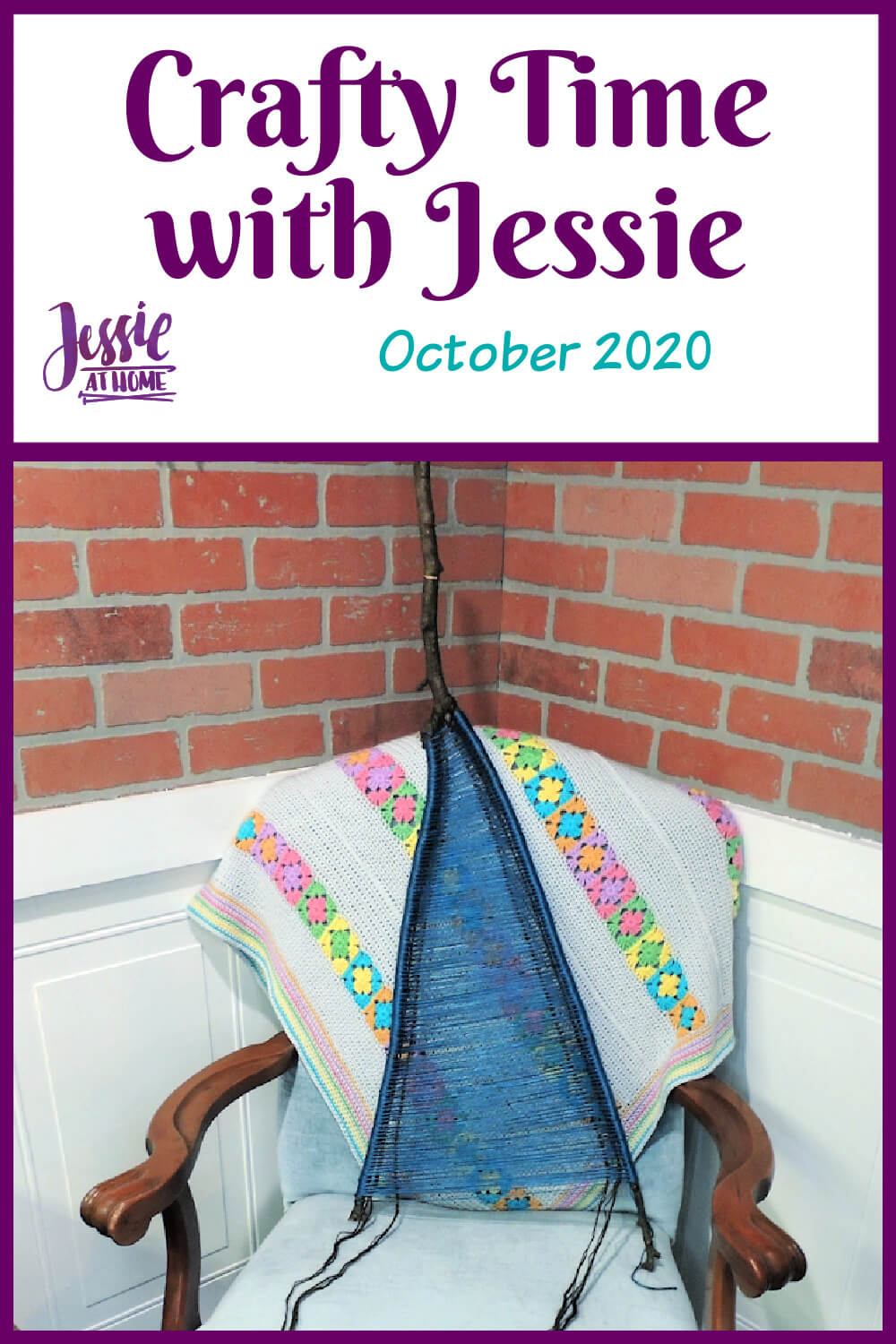 October 2020 Crafty Time with Jessie At Home - It\'s been a long month!
