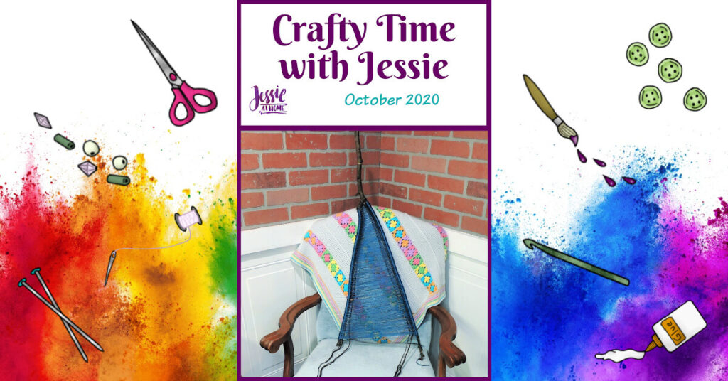 October 2020 Crafty Time with Jessie At Home - Social