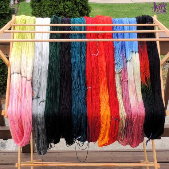 GS Yarn Drying