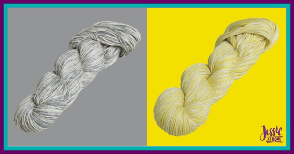 WeCrochet Comfy Color Mist - Tidewater & Sunshower