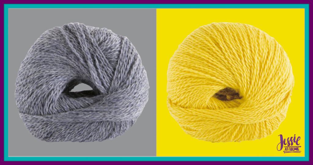 WeCrochet Palette - Marble Heather & Semolina
