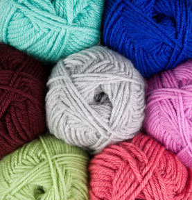 WeCrochet Brava Worsted Yarn