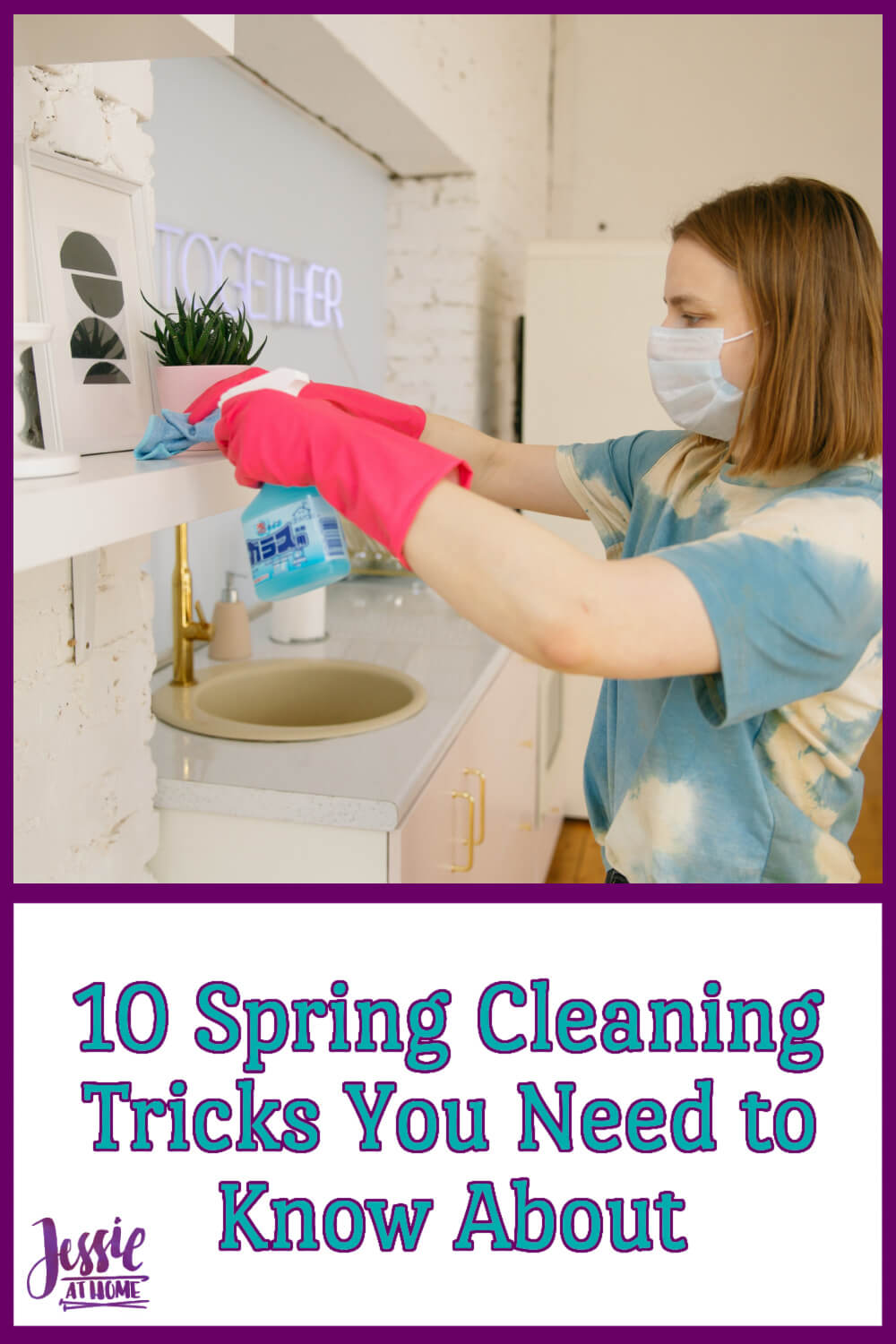 10 Spring Cleaning Tricks You Need to Know About