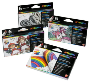 Artesprix Sublimation Markers